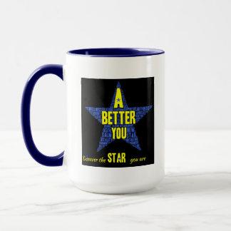 Tasse de découverte d'étoile