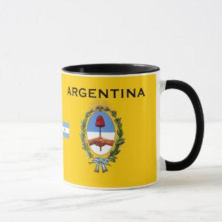 Tasse de drapeau de province de Buenos Aires