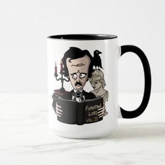 "Tasse de ""Edgar Allan Poe"""