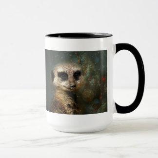 Tasse de fête de Meerkat