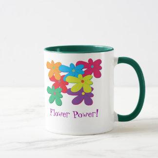 Tasse de flower power