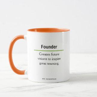 Tasse de fondateur