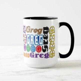 Tasse de Greg