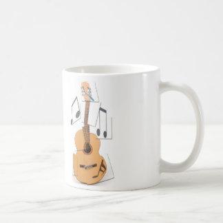 Tasse de guitare