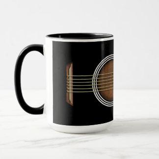 Tasse de guitare acoustique - Mongram