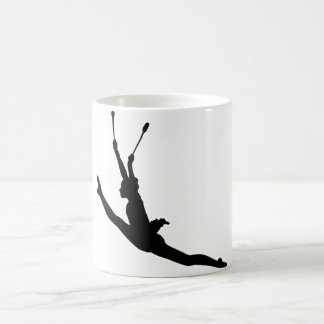 Tasse de gymnastique rythmique