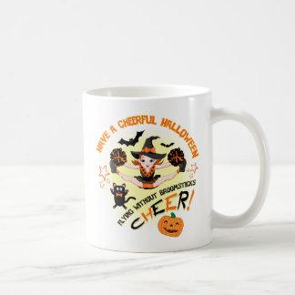 Tasse de Halloween de la majorette