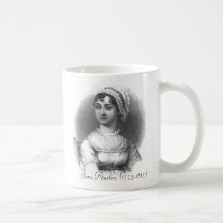 Tasse de Jane Austen
