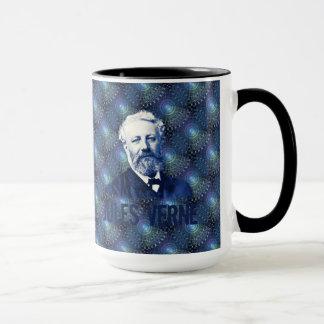Tasse de Jules Verne Steampunk