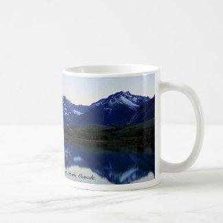Tasse de lacs Waterton