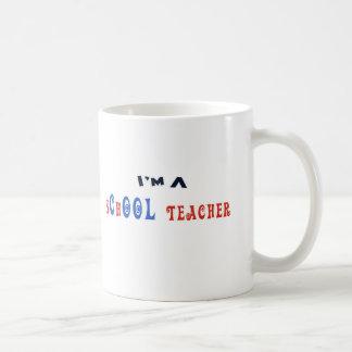 Tasse de maître d'école