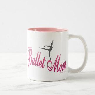 Tasse de maman de ballet