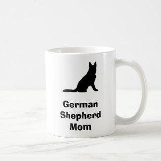 """Tasse """"de maman de berger allemand"""""""
