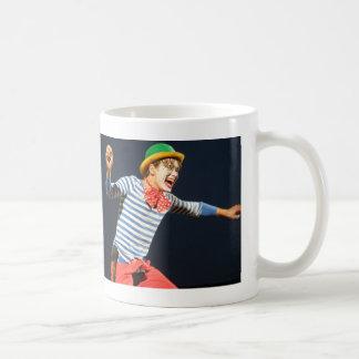 Tasse de Mark Owen - conception de clown