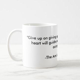 Tasse de motivation