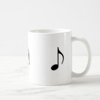 Tasse de musique