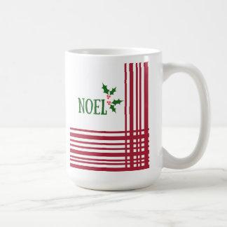 Tasse de Noël de NOEL