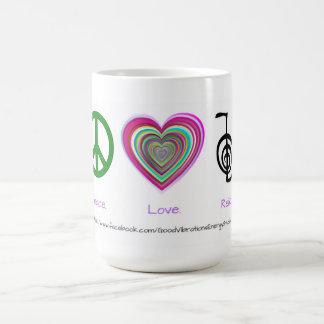 Tasse de Paix-Amour-Reiki