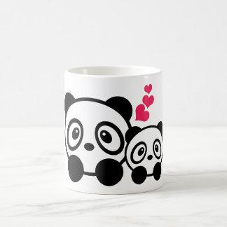 Tasse de pandas
