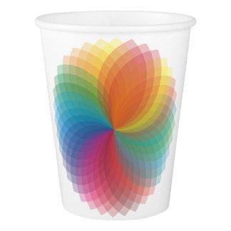 Tasse de papier de spectre gobelets en papier