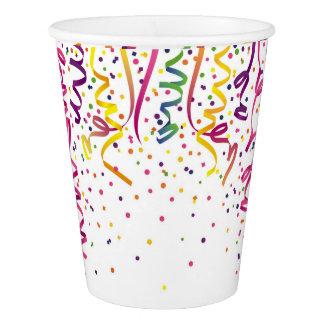 Tasse de partie gobelets en papier