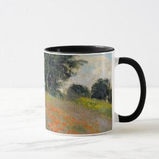 Tasse de pavots de Monet
