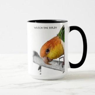Tasse de perroquet de caïque