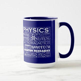 Tasse de physique