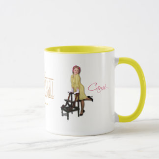 Tasse de pin-up de VR - Cami