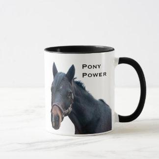 Tasse de poney