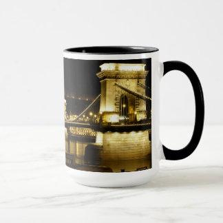 Tasse de pont à chaînes