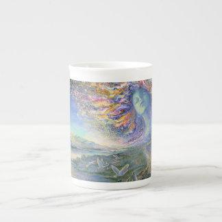 """Tasse de porcelaine tendre de """"Starscape"""""""