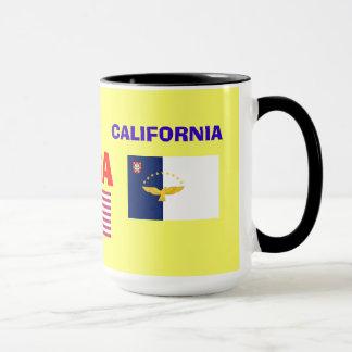 Tasse de Portugais de Tulare* la Californie