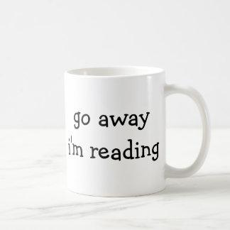 Tasse de rat de bibliothèque - vais loin je lis