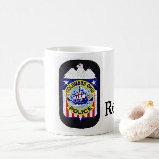 Tasse de retraite de police de Columbus