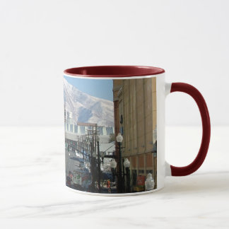 Tasse de Salt Lake City
