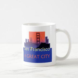 Tasse de SAN FRANCISCO