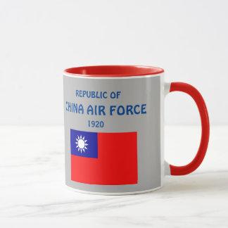 Tasse de sonnerie de l'Armée de l'Air de la