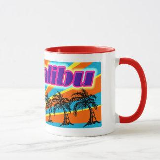 Tasse de tasse de palmiers de Malibu 5