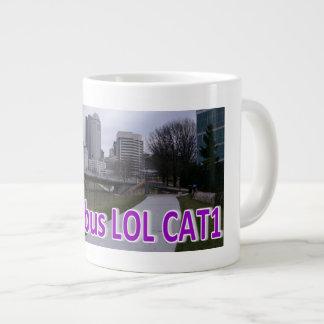 Tasse de visite de CycleNuts Cbus LOL CAT1
