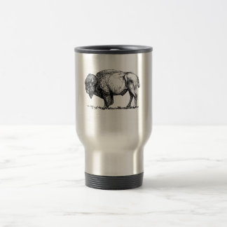 Tasse de voyage de conception de Buffalo