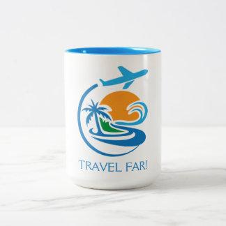 Tasse de voyage de Jattractions