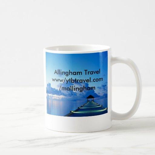 Tasse de Voyage-Voyage d'Allingham