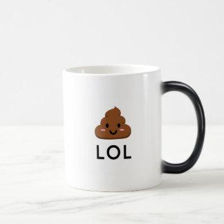 Tasse d'Emoji de dunette de LOL