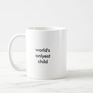 Tasse d'enfant d'Onlyest du monde