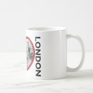 Tasse d'illustration de Londres