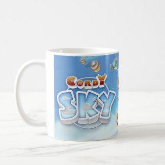 Tasse d'image de caractéristique de ciel de Cordy