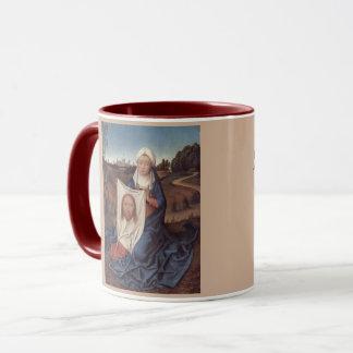 Tasse d'image de Veronica de saint