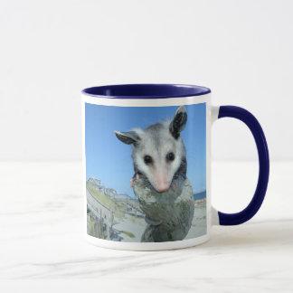Tasse d'opossum de la Virginie