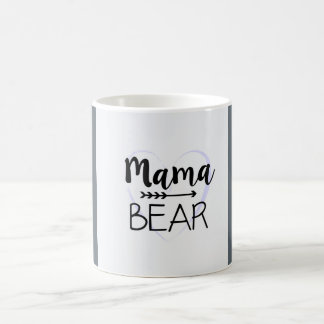 Tasse d'ours de maman